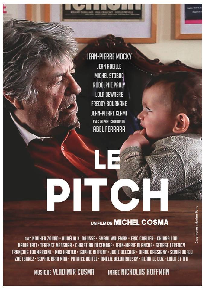 Affiche du film LE PITCH