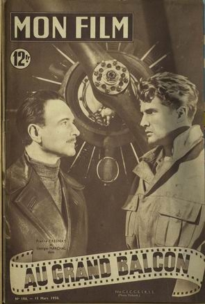 Pierre Fresnay et Georges Marchal